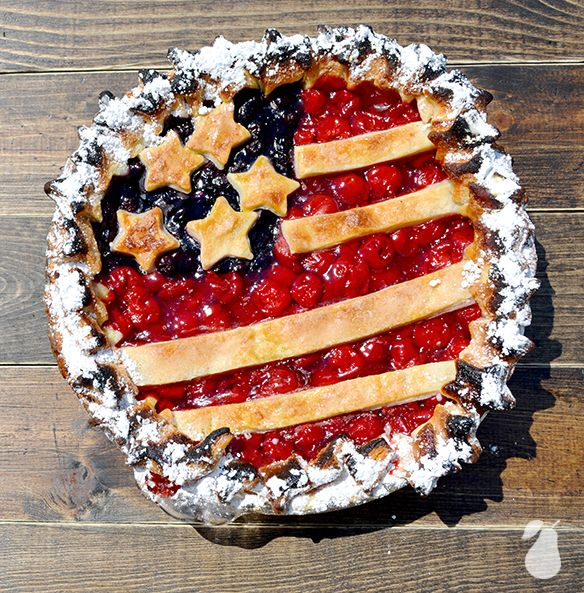 4th of July food ideas pie