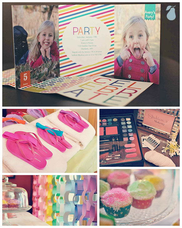 Birthday-party-ideas-for-girls-spa