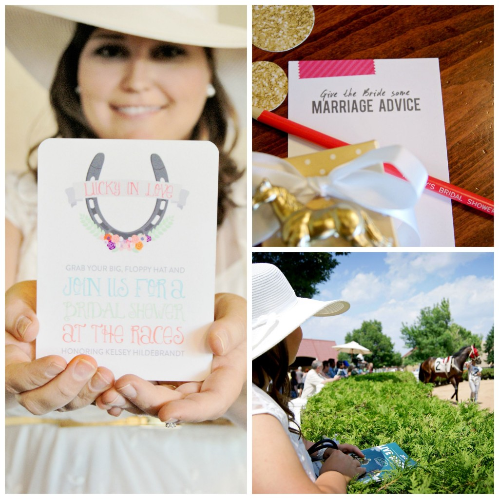 Derby Bridal Shower Ideas
