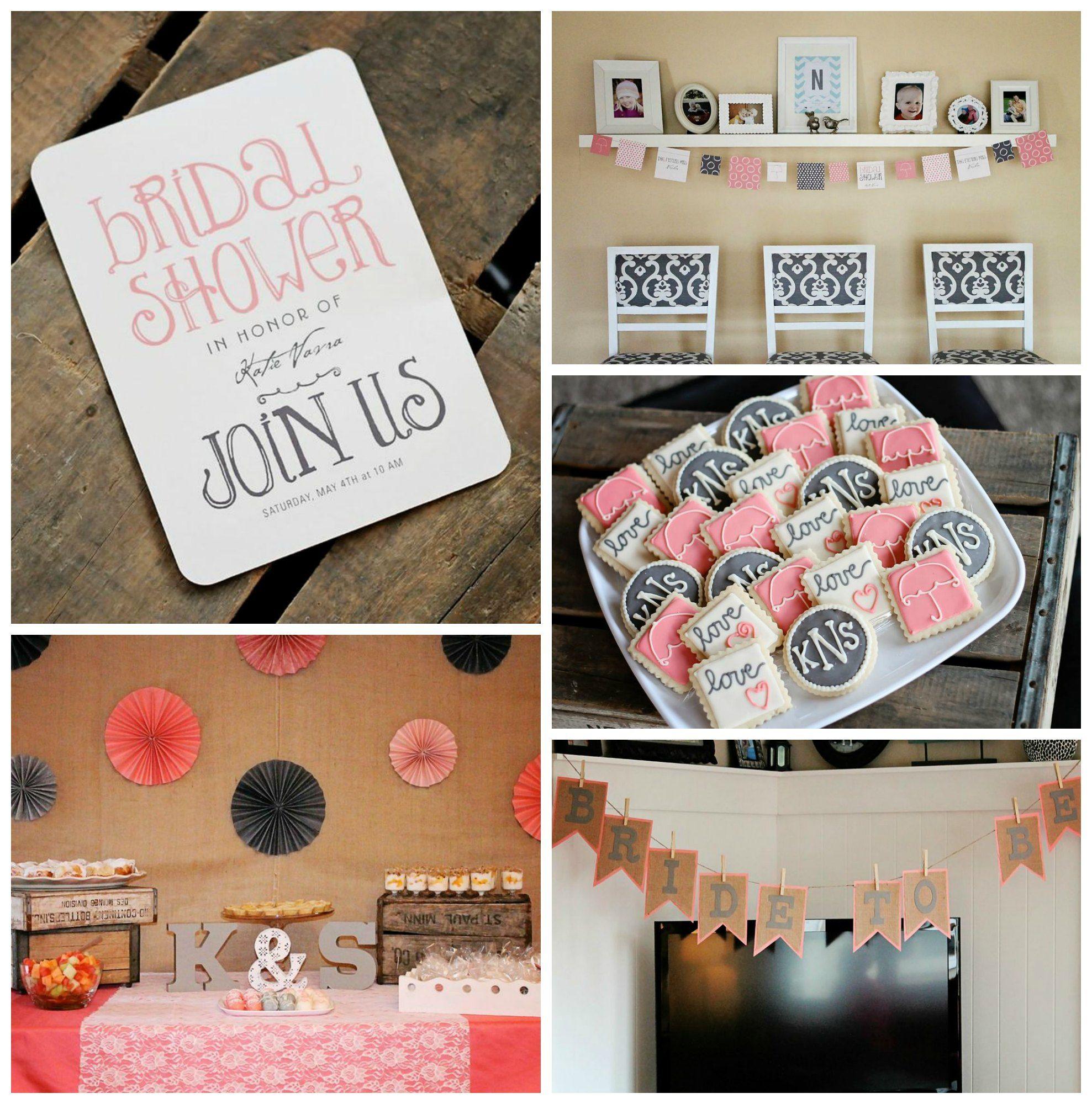3 Bridal Shower Ideas Pear Tree Blog