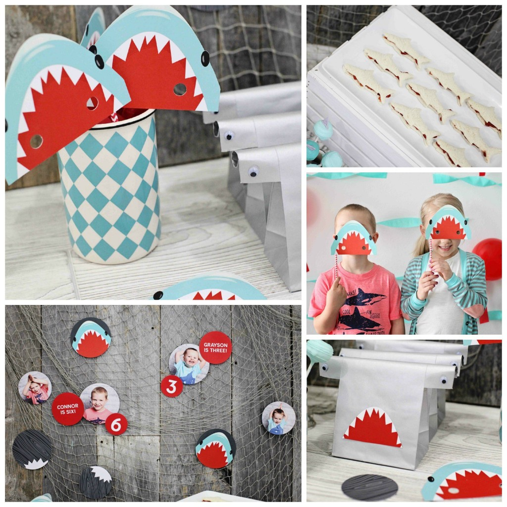Shark-birthday-party-ideas-for-boys