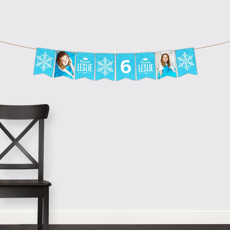 Crystal Princess Banner