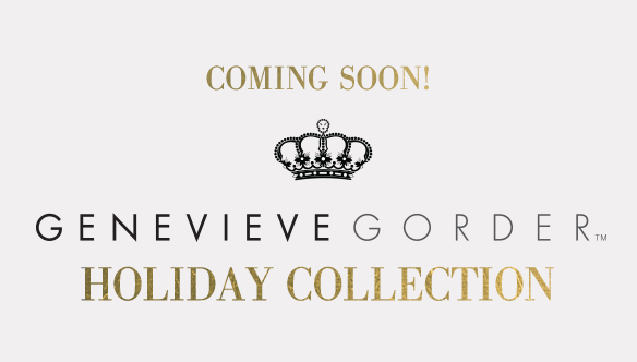 Coming Soon! The Genevieve Gorder Holiday Collection for Pear Tree!