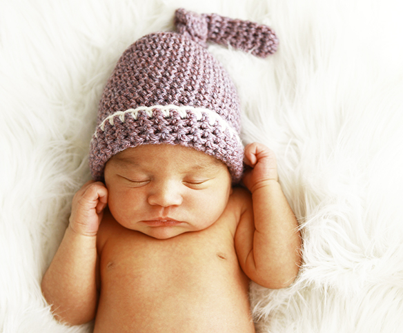 10 Baby Photo Ideas with darling hats!