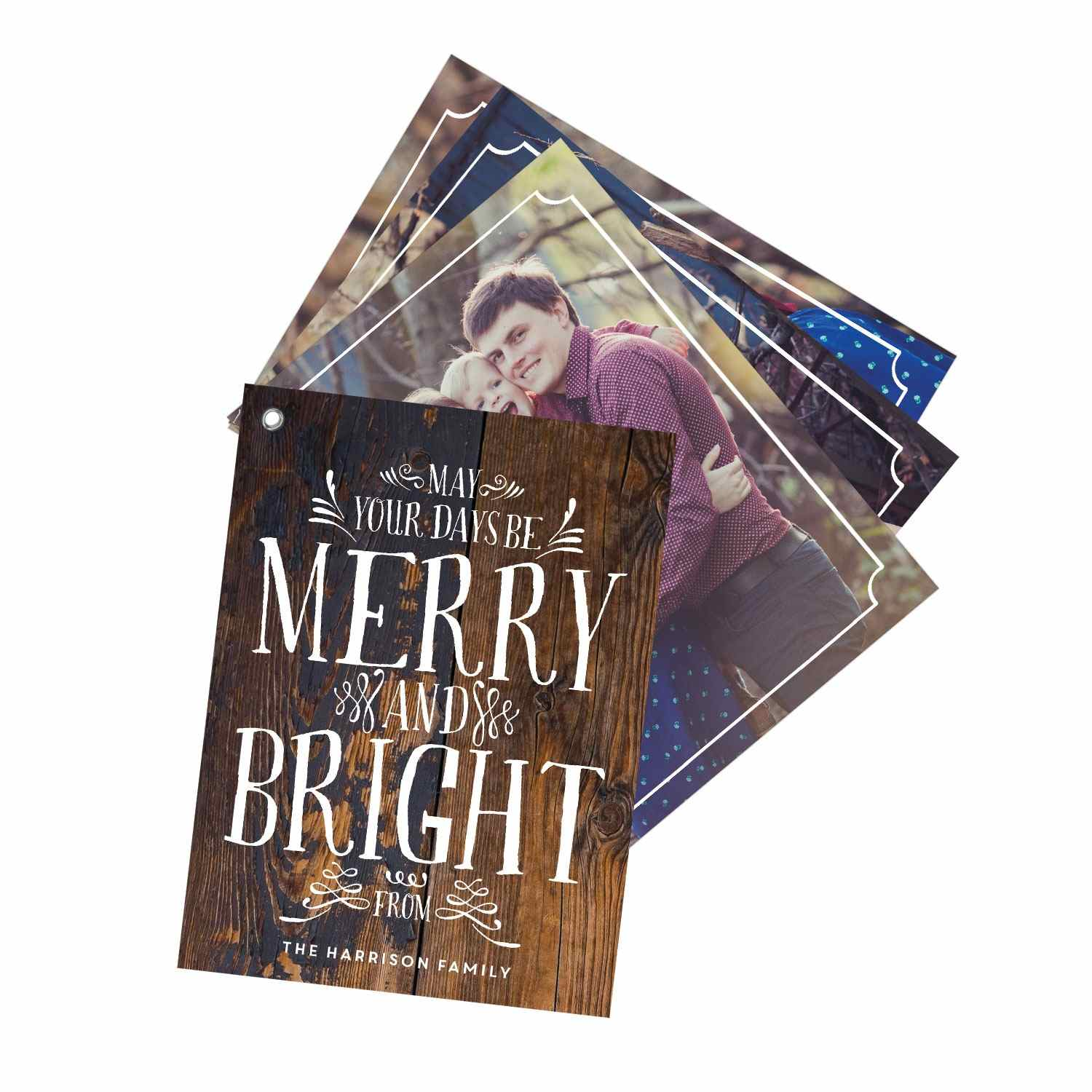 Merry And Bright Swatch Book