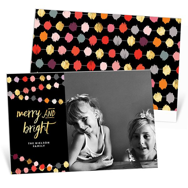 A quick peek at some of the cards in the new Genevieve Gorder Holiday Collection for Pear Tree.