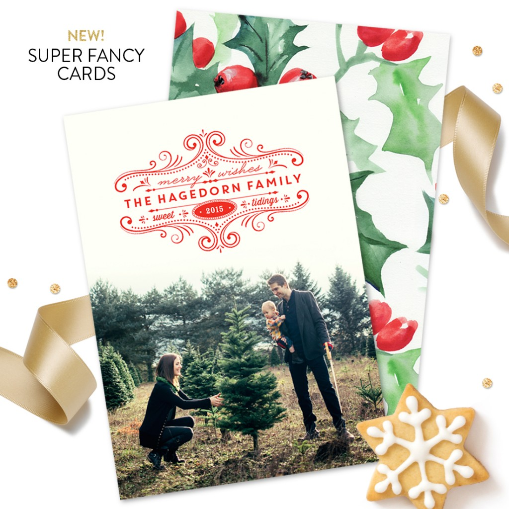 Our Best Super Fancy Christmas Cards Pear Tree Blog