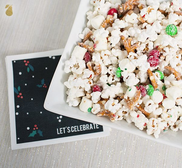 Holiday Food Ideas - Holiday Crunch