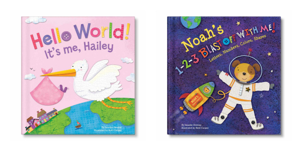personalized childrens books