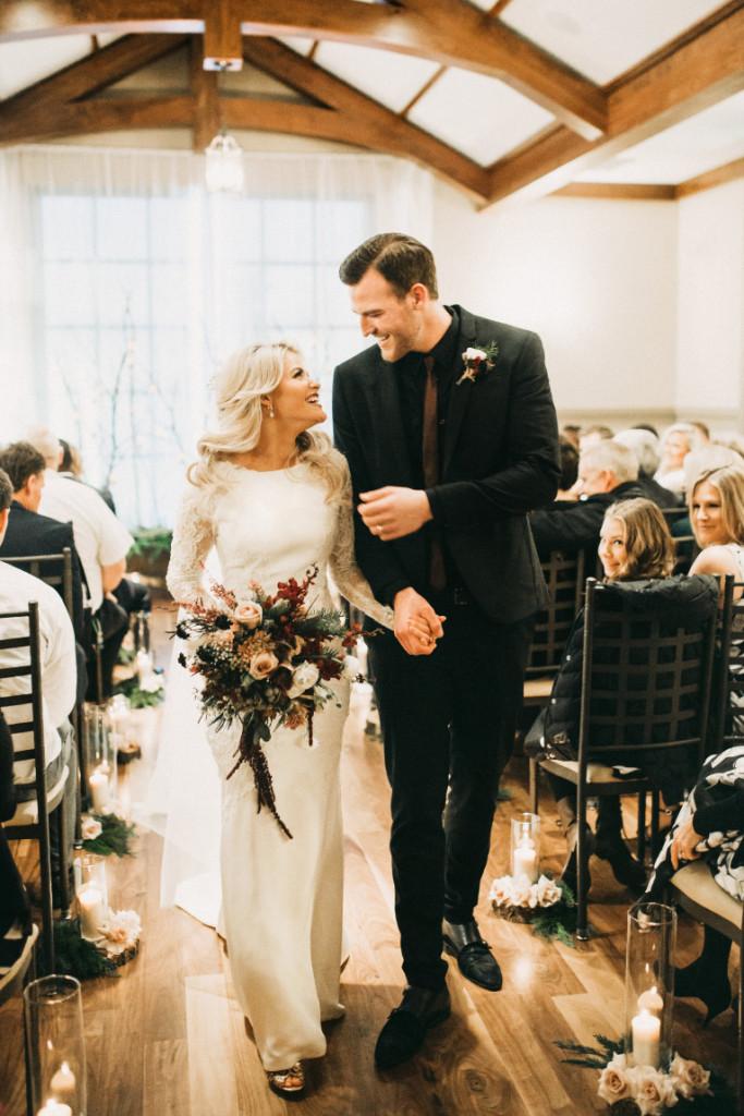 Witney Carson & Carson McAllister Wedding