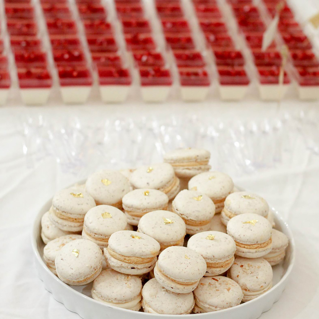 Bridal Shower Macaroons