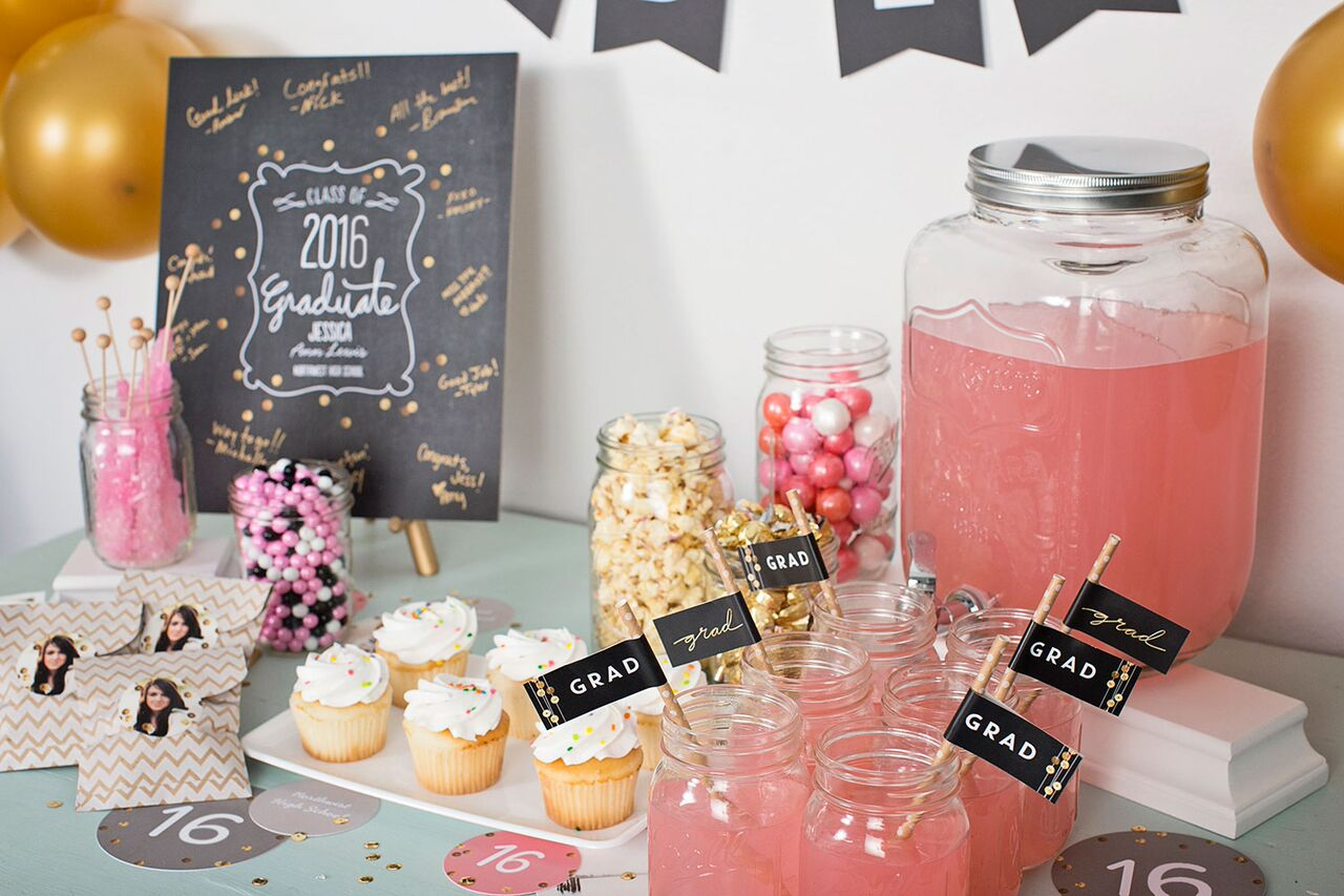 Between the food, decorations, and other supplies, party expenses can add up quickly. The first step is creating a graduation party budget. How to Create a Party Budget. A budget lets you know how much you can spend which makes it an essential party planning tool. To create your graduation party budget, use your existing budget to get started.