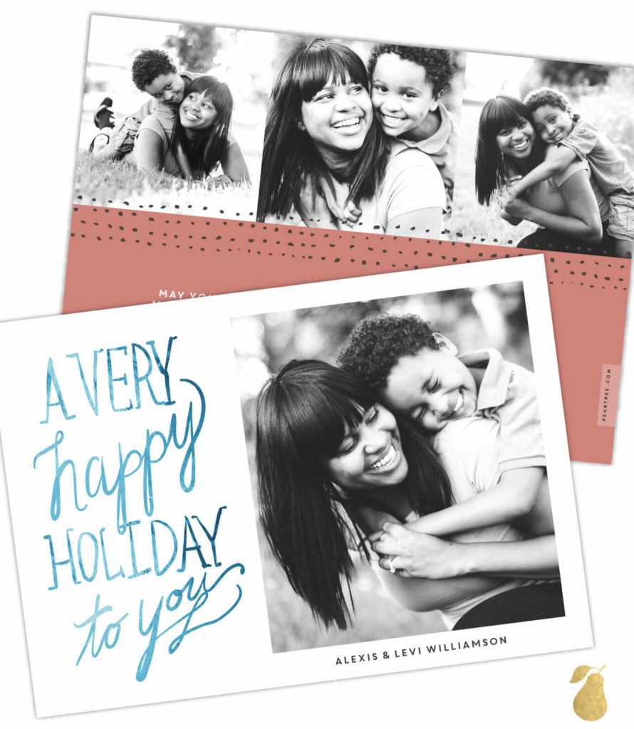 Very Happy -- Christmas Cards