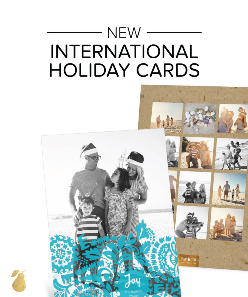 International Holiday Cards - Feliz Navidad