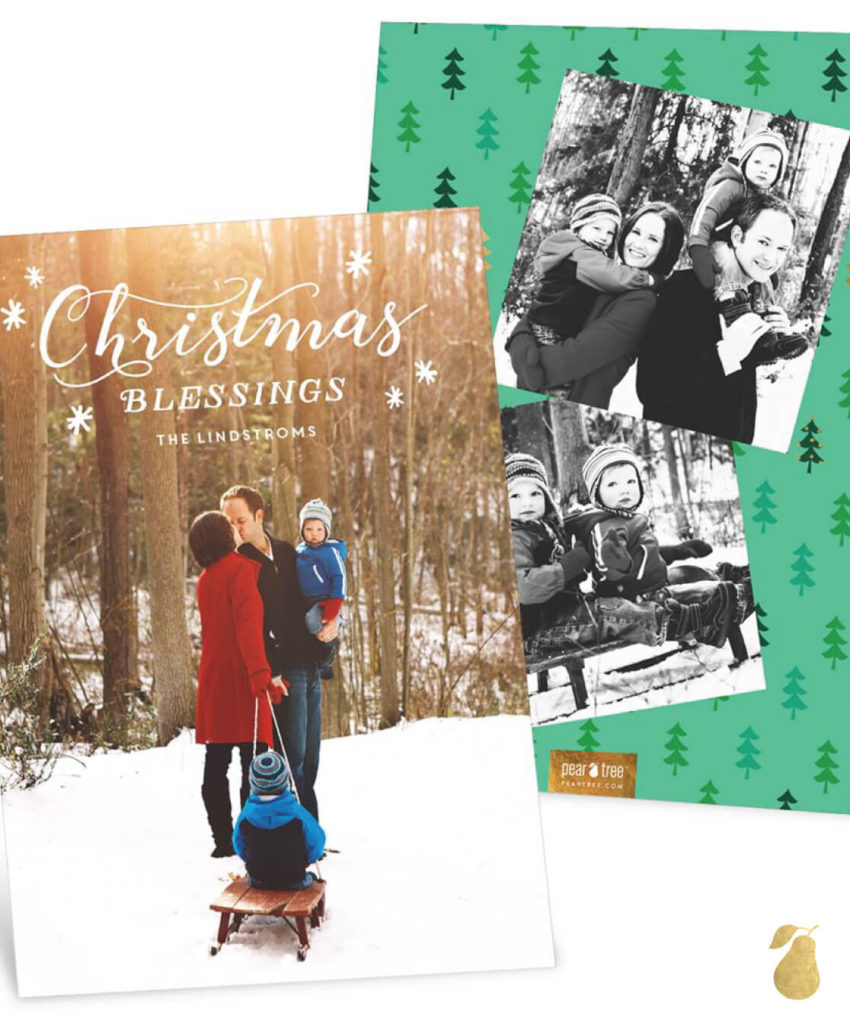 Blessings To You -- Christmas Cards