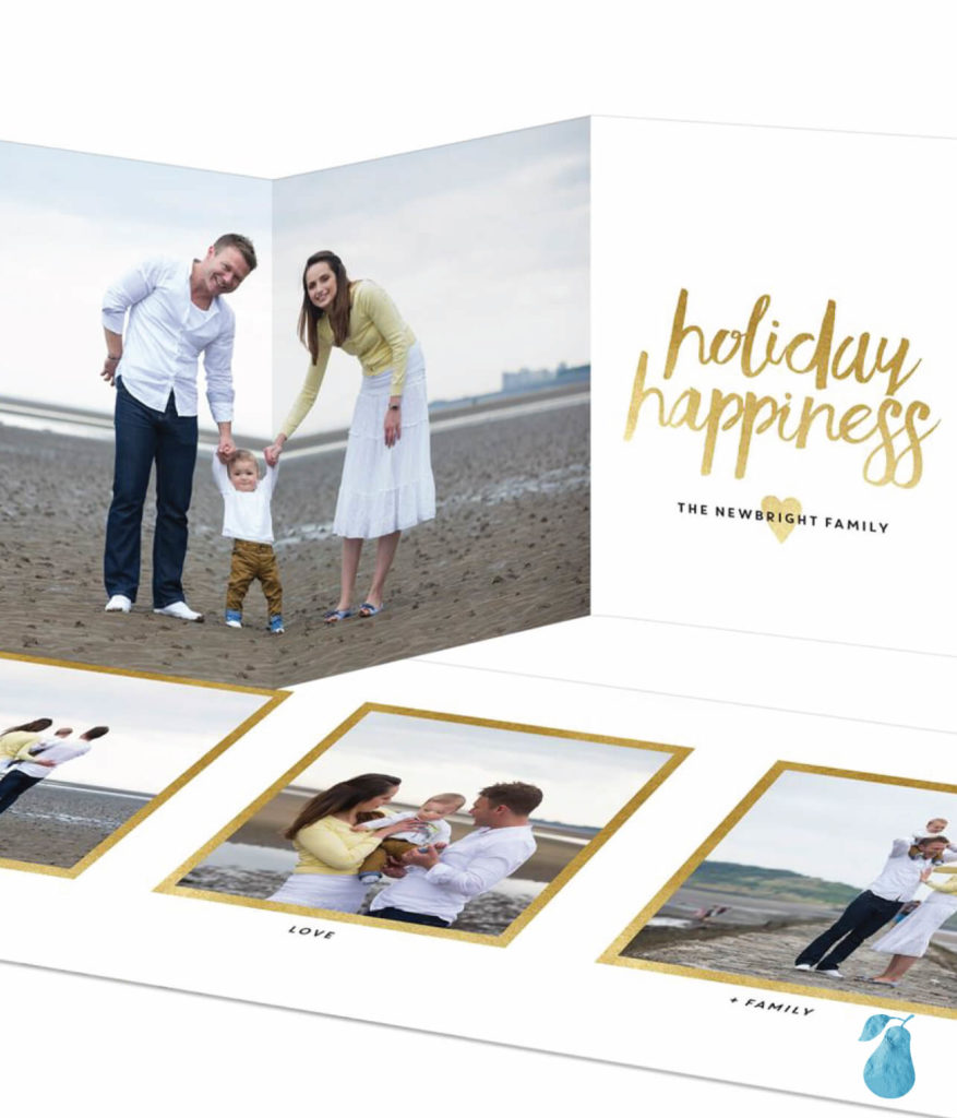 Heart Of Gold -- Christmas Cards