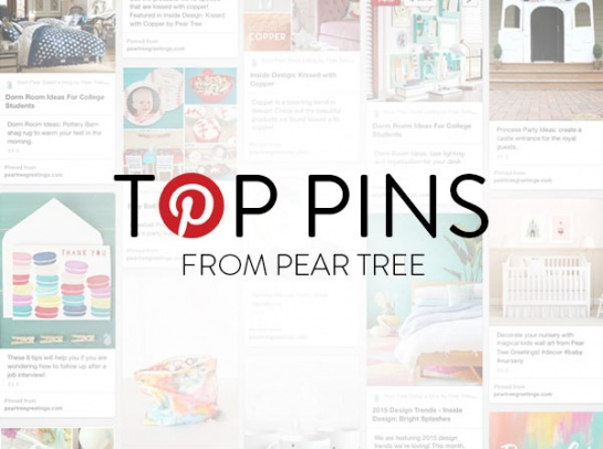 See what's hot on pinterest! We're sharing out top pins just for you!