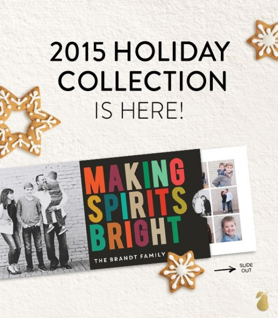 The 2015 Holiday Collection is here!