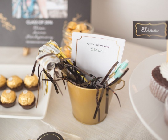 Graduation Party Ideas from Pear Tree