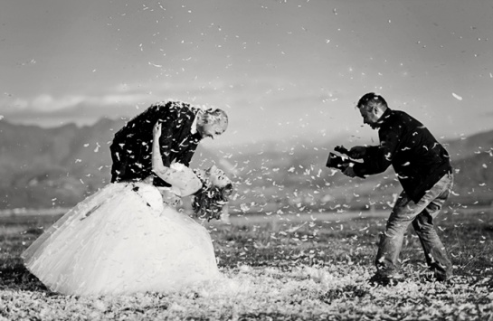 tips for working with your wedding photographer